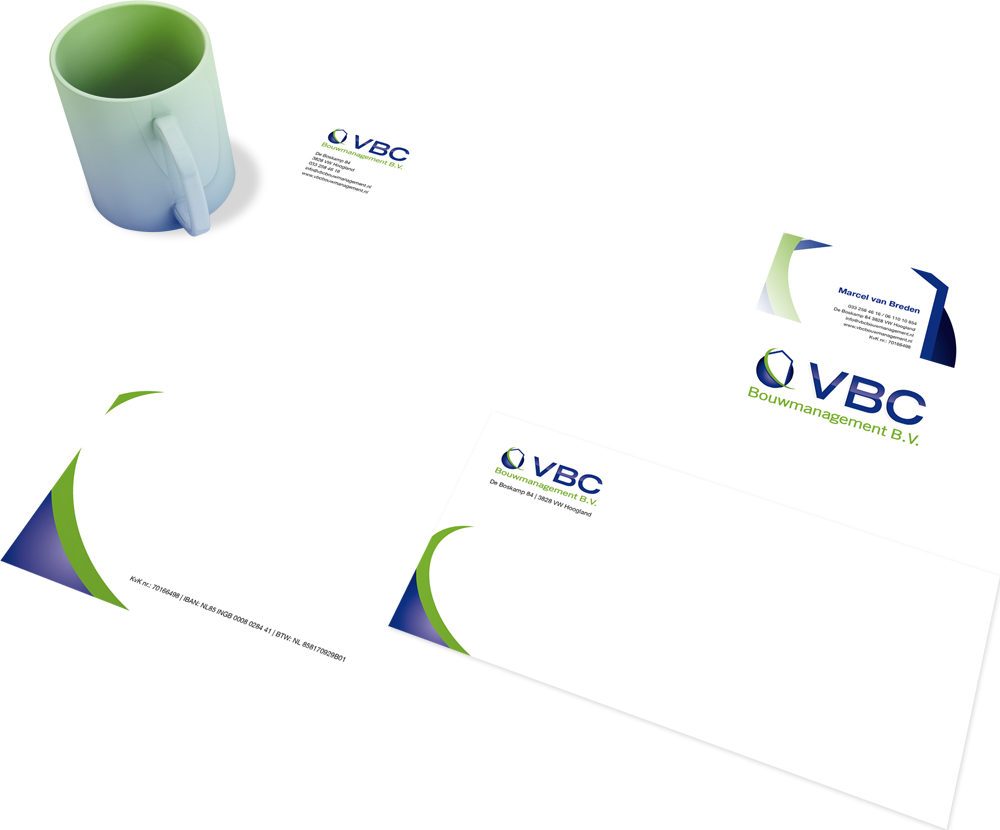 Huisstijl voor VBC Logo4All