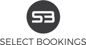 Logo voor Select Bookings Logo4All