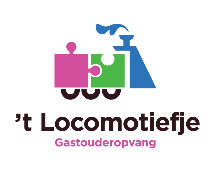 't Locomotiefje Logo4All
